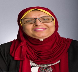 Ms. Elham Hamed